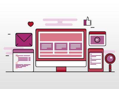 3 עקרונות בכתיבת תוכן דיגיטלי